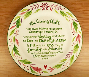 Calabasas The Giving Plate